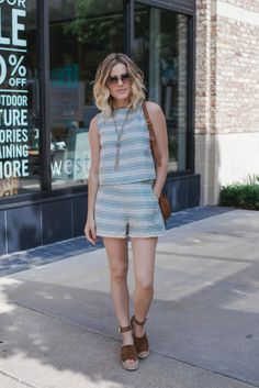 How to wear: Matching piece set  and why you need one | Uptown with Elly Brown