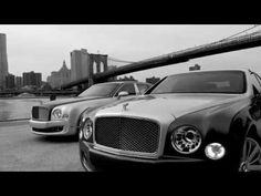 Bentley Mulsanne - Intelligent Details Video