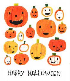 Hannah Tolson | Happy Halloween #LoveHalloween #Pumpkins