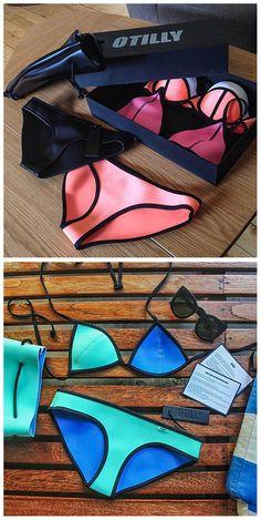 Otilly swimwear collection :) 100% quality Neoprene