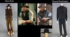 The Magnificent Seven Movie Auction Magnificent Seven Movie, Ethan Hawke, Denzel Washington, Movie Props, Bounty Hunter, Original Movie, Auction, Costumes, News