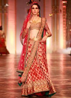 Buy Brocade Fabric: https://www.etsy.com/shop/Indianlacesandfabric?ref=hdr_shop_menu&section_id=16883040 Banarasi Silk Bridal Lehenga with Stone Work