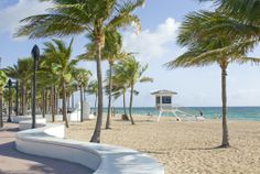 Fort Lauderdale is one of the best destinations in South Florida. The appropriate time for visiting Fort Lauderdale is between November and April each year. Visit Florida, Florida Vacation, Florida Beaches, South Florida, Florida Usa, Florida Keys, Hollywood Beach, South Beach, Miami Beach
