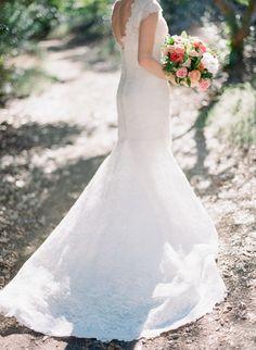Lace love. Carolina Herrera. Photography: Vasia Photography - vasia-weddings.com