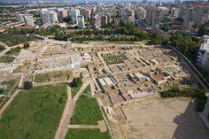Lucentum, un yacimiento ibero-romano del Tossal de Manises