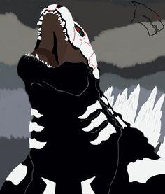 Grimm Godzilla (2014) Roar by GHOST922114 on DeviantArt