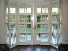 shutters voor schuifpui