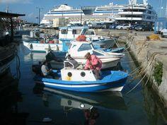 Paikallisia kalastajia