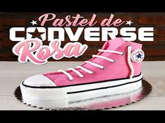 Pastel De Converse Rosa - YouTube