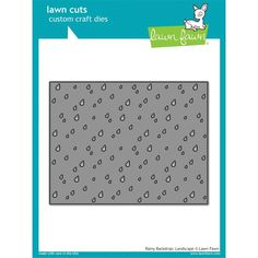 Portrait LF1831 Polka Heart Backdrop Lawn Cuts Dies Lawn Fawn