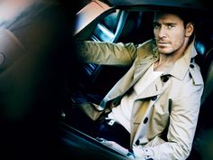 Michael Fassbender in GQ or my passenger seat according to my morning fantasies