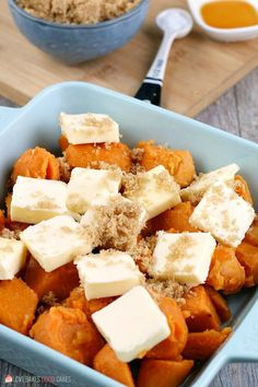 Learn how to make candied yams for your next family meal, it's so simple! This candied sweet potatoes recipe is easy and delicious! Best Candied Yams Recipe, Recipe For Canned Yams, Canned Sweet Potato Recipes, Canning Sweet Potatoes, Canned Potatoes, Bruces Yams Recipe, Appetizer Recipes, Appetizers