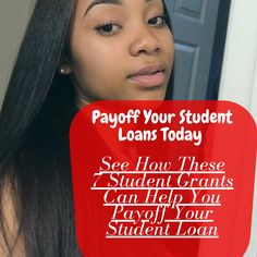 Find the best student repayment plans, and grants to payoff loan debts. Student Grants, Good Student, Student Loan Debt Forgiveness, Loans Today, Debt Payoff, How To Plan, Education, Learning, Tips