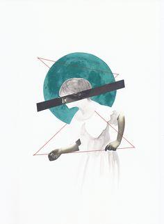 Blog | Marisa Maestre Collage Foto, Love Collage, Mixed Media Collage, Surrealist Collage, Graphic Design Posters, Digital Collage, Art Inspo, Illustration Art, Art Prints