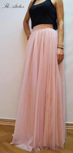 Jupe femme en Tulle jupe/Tutu jupe/princesse/mariage par FloAtelier