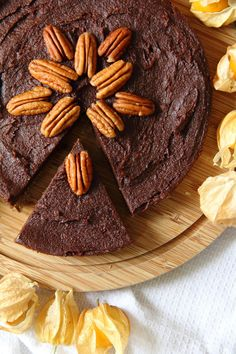 Vegan Chocolate Torte Recipe