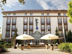 Merseburg Radisson Blu Hotel Halle-Merseburg Germany, Europe Ideally located in the prime touristic area of Merseburg, Radisson Blu Hotel Halle-Merseburg promises a relaxing and wonderful visit. The property features a wide range of facilities to make your stay a pleasant experience. Free Wi-Fi in all rooms, 24-hour front desk, facilities for disabled guests, express check-in/check-out, luggage storage are on the list of things guests can enjoy. Comfortable guestrooms ensure a...