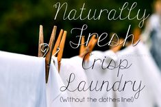 Get Naturally Fresh,