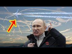 Vladimir putin  advierte sobre los Chemtrails ( LO HACEN PUBLICO )