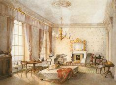 Princely Lodgings in Edinburgh (1840)