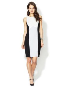 Colorblock Racerback Dress by Ava & Aiden at Gilt