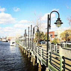 Postcards from Wilmington, North Carolina