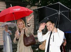 Den svenske kronprinsesse Victoria og hollandske dronning Maxima har fået flest stemmer i en ny meningsmåling for det tyske magasin Frau im Spiegel.