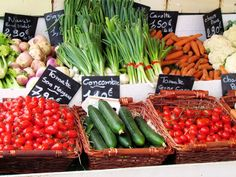 Plan your Market shopping trips in Provence with this great article!