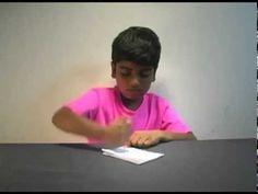 Jad Show - Making a Paper Glider