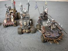 Another Mad Max themed 40K army is coming, how can they not be Speed Freaks?