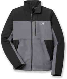 Mountain Hardwear Men's Heritage Mountain Tech Jacket
