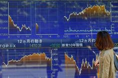 China inflation, US rate talk weigh on Asia stocks - Business International Business News, Dunya News