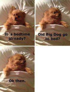 Bedtime <3