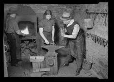 Lady Metalsmith. Work the anvil, Sister.