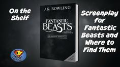 Fantastic Beasts and Where to Find Them is a book by J. K. Rowling, and will be released as a feature film this November 18. That's exciting, but there's more. When it's Harry Pot…