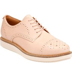 Main Image - Clarks® Glick Shine Oxford (Women)