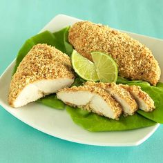 Thai Lime Chicken - Clean Eating - Clean Eating