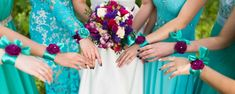 A Guide To Bridesmaids Dresses. Picking bridesmaids gowns is no simple job, but it is among the most interesting and typically the most emotional parts of the wedding planning proc Mismatched Bridesmaid Dresses, Wedding Bridesmaid Dresses, Wedding Themes, Wedding Photos, White Girls, Boutonnieres, Corsage, Bridal Shower, Wedding Planning