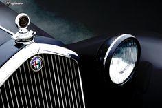 The Car: Alfa Romeo 6C 1750 Gran Sport Spyder by Zagato, #10814368, 1931 🚗…