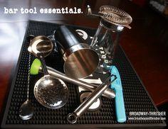 Bar Tool Essentials
