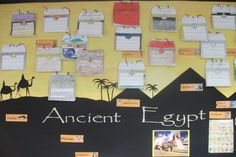Classes : Class 4 : ANCIENT EGYPTIANS