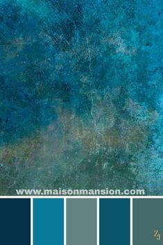 ZJ color palette 301 # color palette # color inspiration from imelda – ZJ color palette … - Color Palette For Home, Blue Colour Palette, Colour Schemes, Color Combos, Color Blue, Bedroom Colour Palette, Design Seeds, Colour Board, Color Swatches