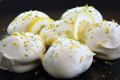Profiteroles al limone   TasteFULLgr