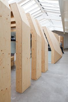 OneSize Office in Amsterdam   Origins Architects