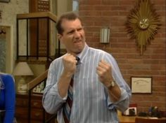 Married With Children, The Facts You Didn't Know! Al Bundy, Kids Mma, Married With Children, Wit And Wisdom, Political Figures, Krav Maga, Martial Arts, The Past, Photo And Video