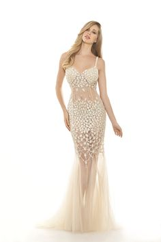 Eleni Elias Collection Official Web Site - Prom Collection - Style P454