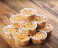 Мini peanut butter cheesecakes – Tomato Hero