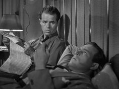 Born to Kill (1947) Film Noir Lawrence Tierney and Elisha Cook, Jr..