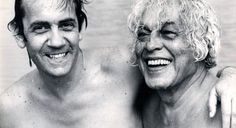 """Paulo José e Paulo Gracindo, """"O Casarão"""" (1976)"""