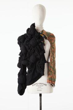 COMME DES GARCONS Long Sleeve Top F/W 2011, size L #CommedesGarons #Blouse